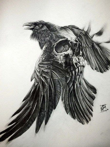 image result  viking raven tattoo designs traditional