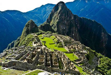 My View Of Machu Pichu Peru Wanderingtrader