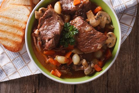 beef burgundy beef bourguignon in france eutourism