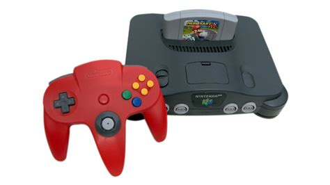 Nintendo Trademark Suggests N64 Classic Mini Coming