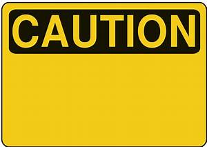 Warning Signs Clip Art - Cliparts.co