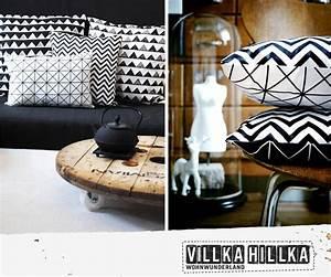 Stoffe Mit Muster : stoffe aus dem villka hillka wohnwunderland blog stoff vom blog stoff ~ Frokenaadalensverden.com Haus und Dekorationen