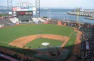 At T Park Section 218 San Francisco Giants