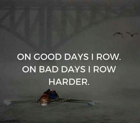 Row The Boat Motto by Best 25 Rowing Quotes Ideas On Rowing Crew