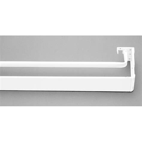 Traverse Rod Curtain Ideas by Kirsch Continental Ii Curtain Rod Combo From 28 Quot To 120
