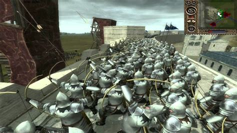 2 total war siege third age total war battle the siege of minas tirith