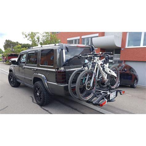 fahrradtraeger thule fuer anhaengerkupplung calonder