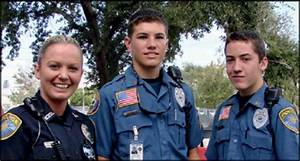 Police Explorer Program | Burlington, IA