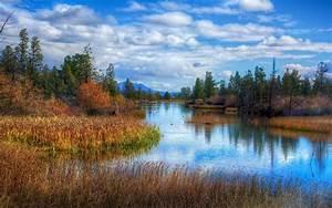 Scenery, Rivers, Sky, Nature, 408118, Wallpapers13, Com