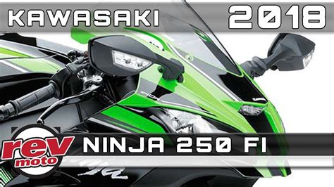 Review Kawasaki 250 2018 by 2018 Kawasaki 250 Fi Review Rendered Price Release