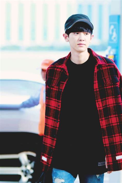21 best images about Chanyeol u2665 Airport Fashion u2665 #EXO on Pinterest | Incheon Posts and Airport ...