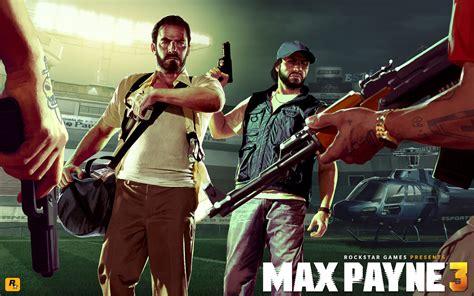 Gamezone Max Payne 3 Wallpaper