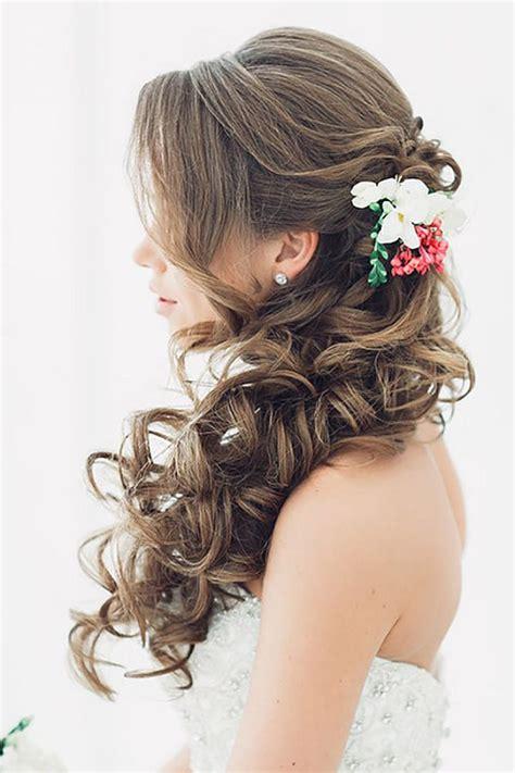 Hairstyles Up by 20 Creative Half Up Half Wedding Hairstyles Hi Miss