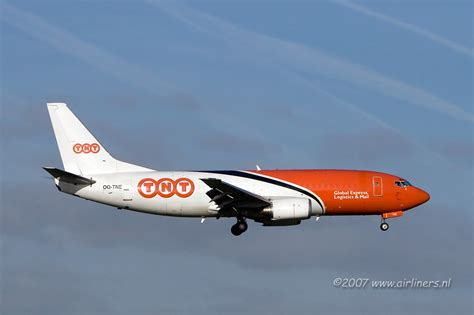 TNT wallpapers Schiphol Amsterdam