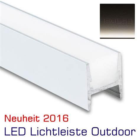 led lichtleiste outdoor led linear outdoor leuchten led lichtsysteme gro 223 handel