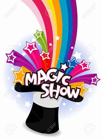 Magic Magician Flyer Magie Copii Spettacolo Minggu