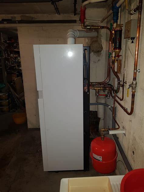 transformation dun systeme de chauffage fioul en chauffage par chaudiere gaz haute performance