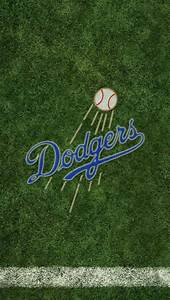 LA Dodgers iPhone Wallpaper - WallpaperSafari