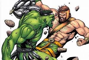 hulk vs hercules | Drunk Tiki