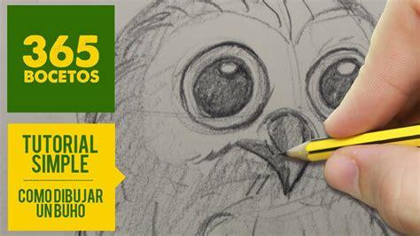 como dibujar  buho   draw  owl youtube