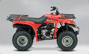 Yamaha Beartracker 250 Yfm