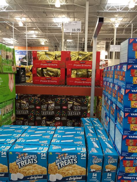 sams club  costco prices snack food prices passionate penny pincher