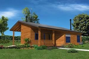 constructeur eco habitat presente sa maison eco90 kit With constructeur maison hors d eau hors d air