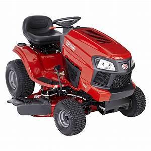 Craftsman 25581 42 U0026quot  19 Hp Briggs  U0026 Stratton Fast Auto