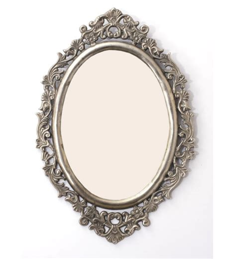 buy goyal india antique oval mirror frame