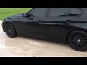 2014 BMW 328i Sport Black on Black - YouTube