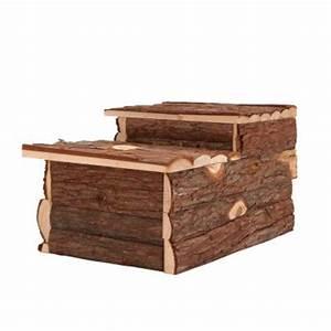 maisonnette en rondins pour rongeur avec terrasse zooplusbe With maison rondin bois prix 9 maison pour lapin nain animaloo