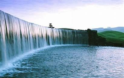 Waterfall Backgrounds Fullscreen Waterfalls Nature Pixelstalk 2560