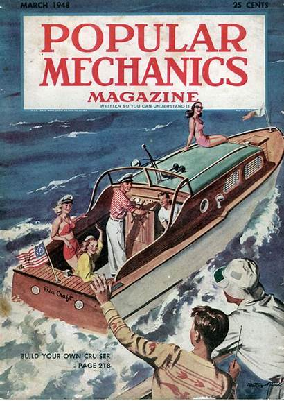 Mechanics Popular 1948 Issue Popularmechanics Workbench Modern