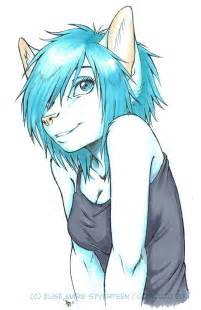 Female Furries Drawings
