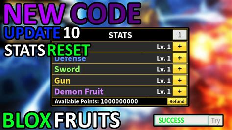 The codes are released to celebrate achieving certain game. Blox Fruits Codes : Blox Fruits Codes Roblox January 2021 ...