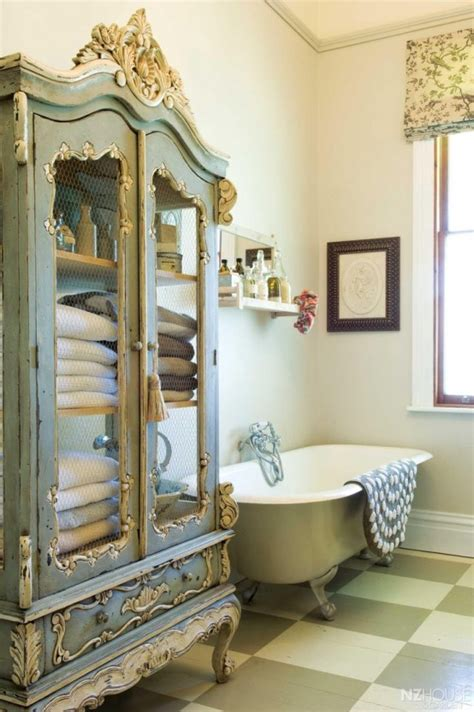 shabby chic bathroom design ideas 28 lovely and inspiring shabby chic bathroom d 233 cor ideas