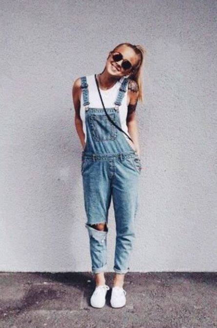 Best Ideas About Overalls Outfit Pinterest