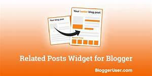 How To Add Related Posts Widget For Blogger Blogs