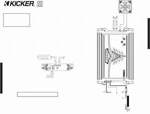 Wiring Diagram For A Kicker Impulse 3 5 4 By 1 4 Channel Amp