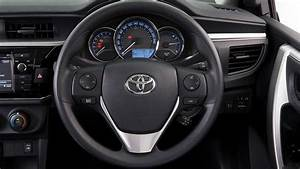 Toyota Corolla Manual 2014 Review