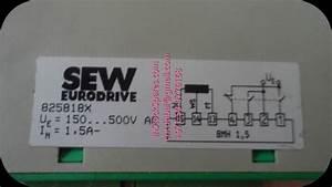 Sew Motor Wiring