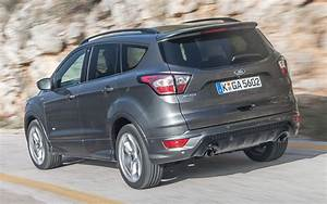 Ford Kuga 2016 : ford kuga st line 2016 wallpapers and hd images car pixel ~ Nature-et-papiers.com Idées de Décoration