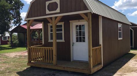 derksen cabin portable building tiny home  ideas