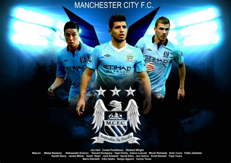 manchester city backgrounds wallpaper cave