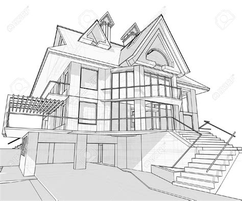 Home Design Drawing by Related Image Sketch House Design Drawing House