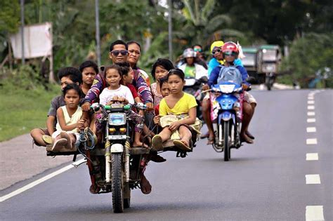 philippine motorcycle taxi habal habal revolution green