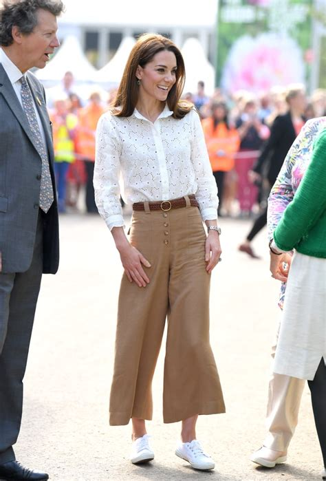 Kate Middleton at Chelsea Flower Show in London May 2019 ...