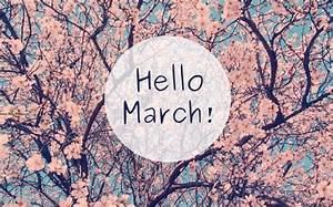 hello march facebook cover