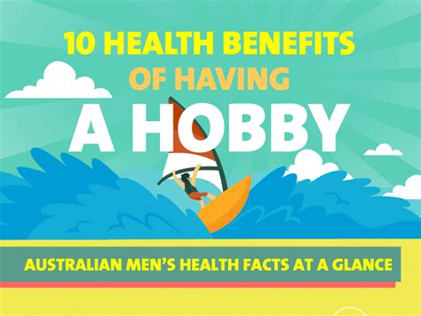 health benefits    hobby infographic venngage