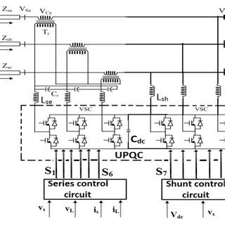 Phasor Diagram Upqc For Source Voltage Point